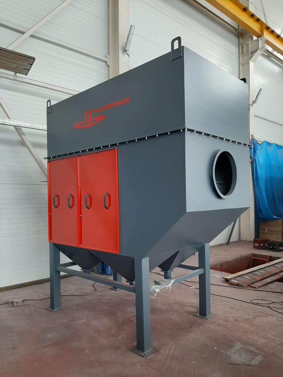 Фильтрационная установка в Екатеринбург