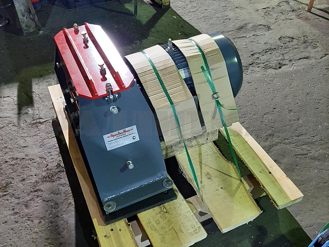 Отправка турбины дробемета в СПб